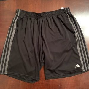 Adidas Climalite Athletic Shorts Sz XL